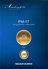 Marantz PM17 amplifier PDF