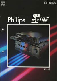 Philips 1987-1988 German brochure PDF