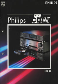 Philips 1988-1989 German brochure PDF