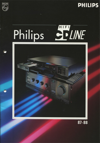 Philips 1987 1988 German brochure PDF