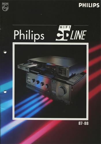 philips 1987 1988 german brochure pdf. Black Bedroom Furniture Sets. Home Design Ideas