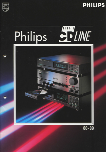 Philips 1988 1989 German brochure PDF