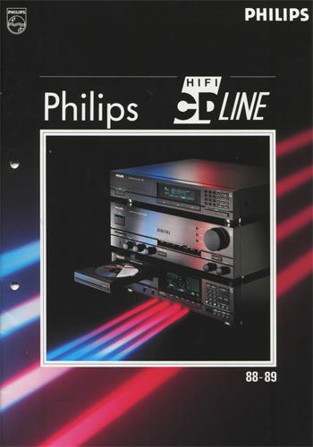 philips 1988 1989 german brochure pdf. Black Bedroom Furniture Sets. Home Design Ideas