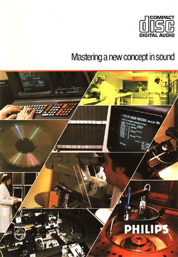Philips Compact Disc Mastering a new concept in sound PDF