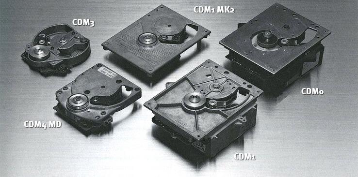 Philips CDM1 Laufwerk Laser  Assy -for sale. Philips-cdm-transport