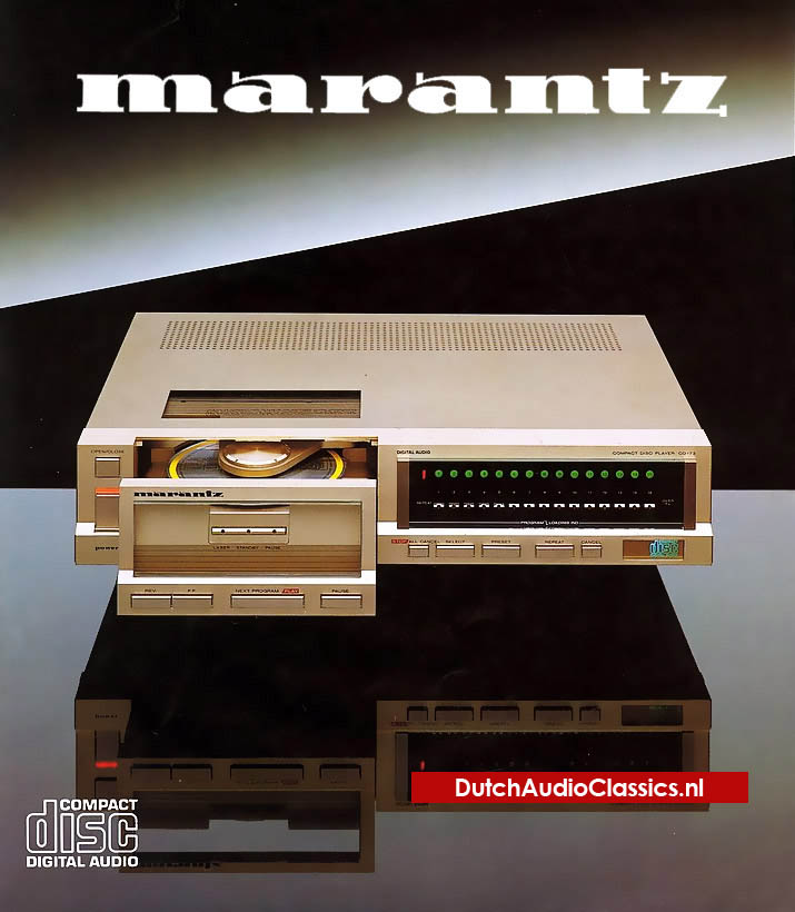 Marantz CD73 review
