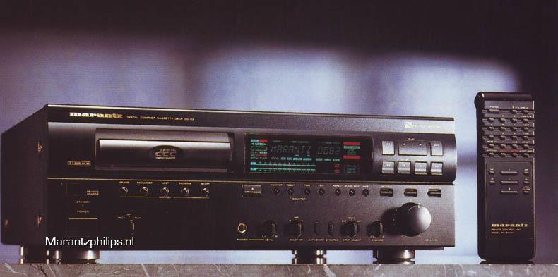 Marantz dd82 DCC recorder - DutchAudioClassics nl