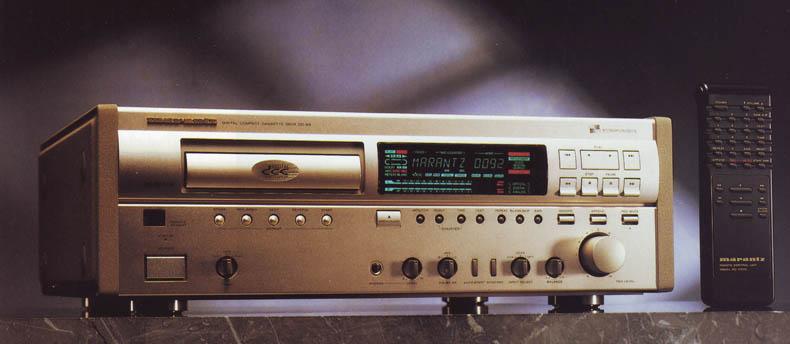 Marantz dd92 DCC recorder - DutchAudioClassics.nl