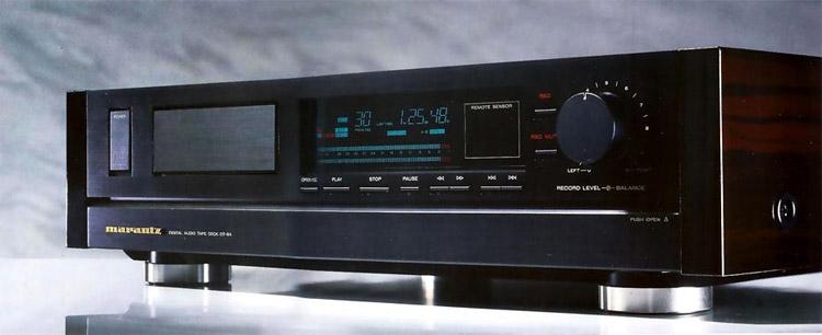 Marantz DT84 DAT recorder - DutchAudioClassics.nl