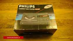 For Sale: Philips CD207 in box (TDA1541A / CDM2)