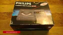 For Sale: Philips CD207 in box