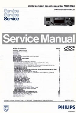 philips dcc 900 service manual pdf 5 euro rh dutchaudioclassics nl philips service manual pdf philips service manuals download