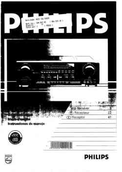 Philips fr-951 owners manual PDF