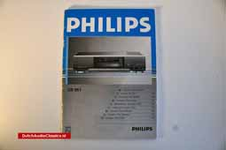 For Sale: Philips DCC951 user manual